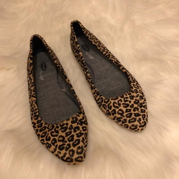 0dc94d585795 Dr. Scholl s Shoes - Dr. Scholl s Leopard Print Flats